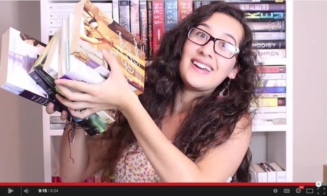 ¿Los/as jóvenes no leen? Experiencias de lecturas en booktubers / Giuliana Pates | Comunicación en la era digital | Scoop.it