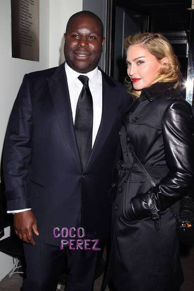 Madonna Is In The Trenches For The 12 Years A Slave Premiere - PerezHilton.com | The most wanted apparel leather jacket is on your way | Scoop.it