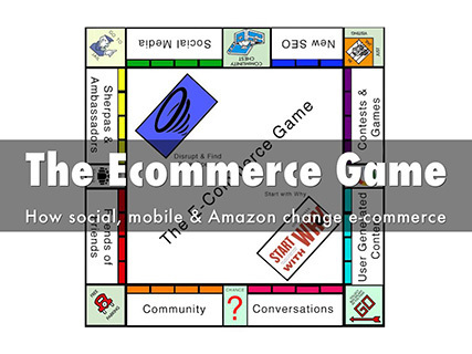 How To Win The E-commerce game - A Haiku Deck by @Scenttrail | Curation Revolution | Scoop.it