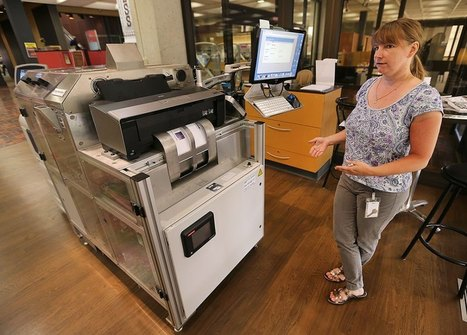 With 10,699 books printed, Windsor library's self-publishing machine is a hit | Digital information and public libraries | Scoop.it