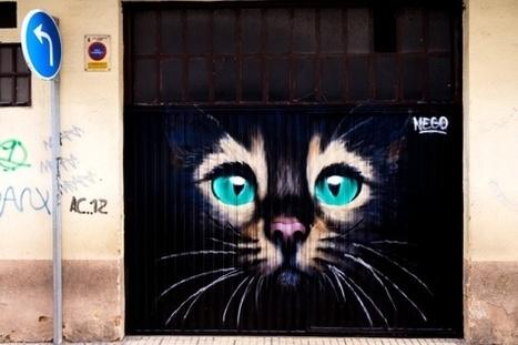 En Salamanca, arte hasta en el garaje - El País.com (España) | Puertas | Scoop.it