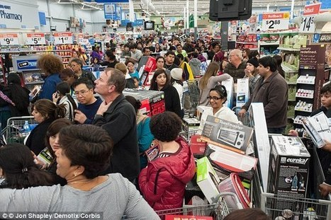 Black Friday will kick off as early as 8am on Thanksgiving Day | Troy West's Radio Show Prep | Scoop.it