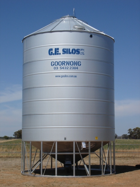 USA: How Grain Silos Are Helping the Environment | Environmental Maintenance and Improvement for K-6 | Scoop.it
