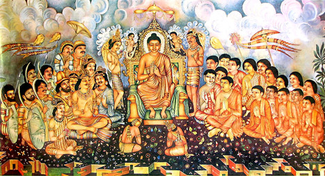 Connected Discourses of the Buddha | promienie | Scoop.it