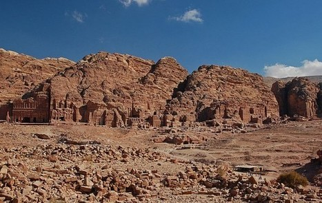 How they farmed at Petra   Histoire et Archéologie   Scoop.it