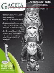 Gaceta Dental - Revista líder del sector dental | prótesis dental | Scoop.it