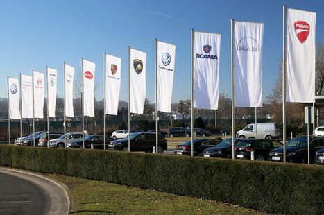 Les 12 marques du groupe Volkswagen en images | Web information Specialist | Scoop.it