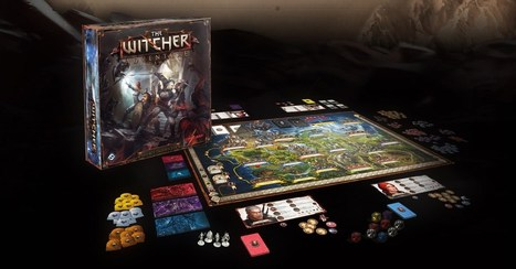 The Witcher Adventure Game Brings Monster Slaying To Your Tabletop - The Escapist | Boardgames | Scoop.it