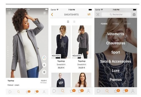 m-Commerce : Zalando renforce sa stratégie mobile | ITespresso.fr | marketing stratégique du web mobile | Scoop.it