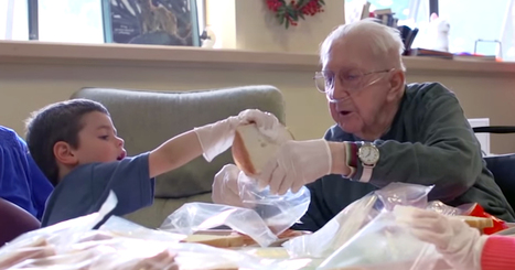 Introducing Preschoolers Into This Nursing Home Changed Everyone's Lives | Education Top Picks | Scoop.it