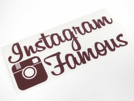 Come diventare famosi su Instagram? | Web Che Comunica | Modern Communication | Scoop.it