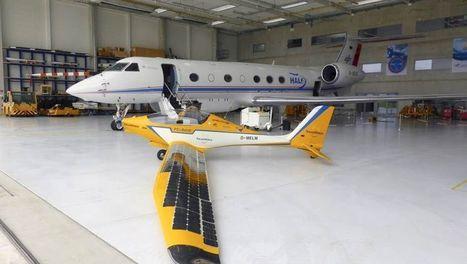 Le futur de l'aviation : l'avion électrique | Aviation & Airliners | Scoop.it