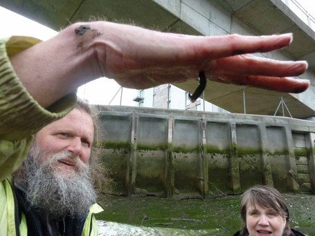 The enthralling nature of Deptford Creek: walking the riverbed | Psychogeography | Scoop.it