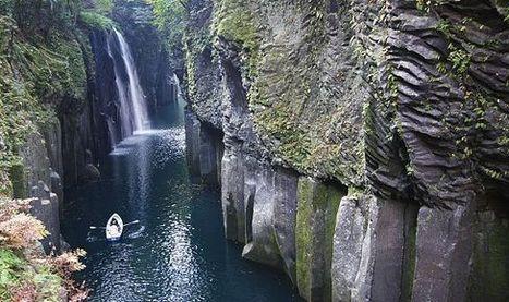 Japan, Kyushu island, Takachiko Gorge | Canyoning | Scoop.it