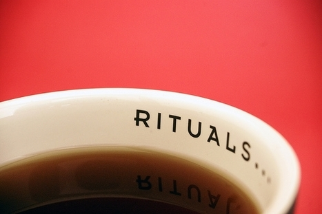 New Research: Rituals Make Us Value Things More | Knowledge Broker | Scoop.it