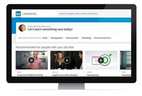 Can LinkedIn Learning help train your employees? - TechRepublic | About MOOC´s | Scoop.it