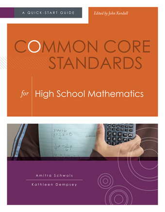 Common Core Standards for High School Mathematics: A Quick-Start Guide | Common Core Math | Scoop.it