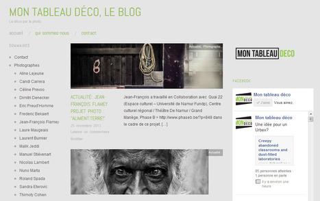 Mon Tableau déco, le blog | Photographie | Scoop.it