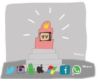 Televisión en la era del Big Data: ¿El rey desnudo? | HufflingtonPost | Big Media (Esp) | Scoop.it