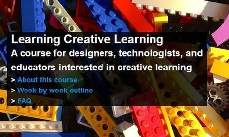 MIT ofrece un curso gratuito en línea sobre aprendizaje creativo | Elearning en la educacion | Scoop.it