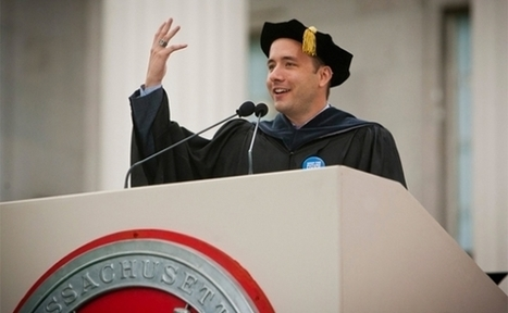 8 of the Greatest Commencement Quotes From Business Leaders | It's Your Business | Scoop.it