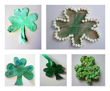 St.Patrick's Day Crafts For Kids - No Time For Flash Cards | Kiddos | Scoop.it