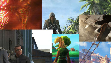 The Best Video Games Of 2013 | mmo games | Scoop.it