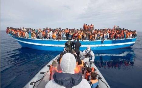 Les réfugiés en Méditerranée | Parle en français! | Scoop.it