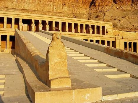 temple_ of_hatchesput   Best Egypt Trip   Scoop.it