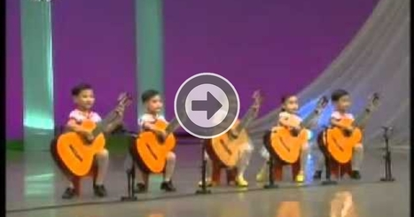 When these kids went up on stage, everyone stayed speechless! | Psykologia 4 | Scoop.it