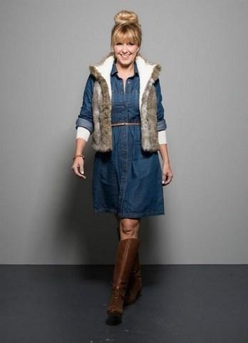 Aubainerie prédit un automne chaud et féminin grâce à Véro   La mode en vestes et manteaux   Scoop.it