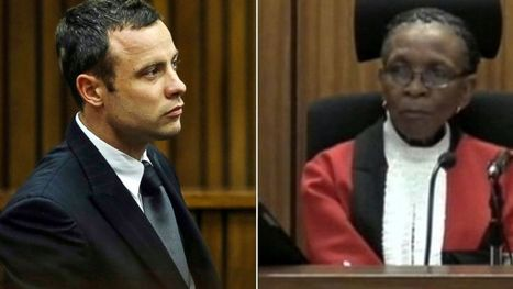 Oscar Pistorius Judge Won't Be Swayed By His Tears, Experts Say - ABC News | Pistorius trial | Scoop.it