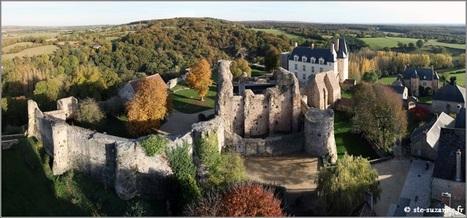 Sainte Suzanne : un village de charme dans les Pays de la Loire | L'actu culturelle | Scoop.it