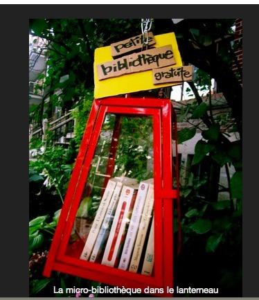 De Toronto à Montréal en passant par Berlin : les micro-bibliothèques... [Bibliomancienne] | bibliotheques, de l'air | Scoop.it