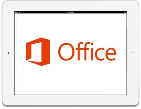 In bringing Office to iOS, Microsoft is playing a dangerous game | Virtual Daylight - Social Media, Blogging, and Digital Marketing | Scoop.it