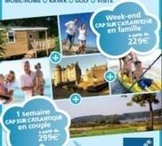 Flower Campings lance une campagne de communication avec Sébastien Chabal | Camping Flower Soleil du Pibeste | Scoop.it