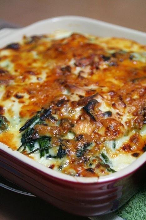 Recette de kassler en gratin de poireau, riz, fromage - sans gluten - (Suède) | Cuisine du monde | Scoop.it