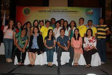 The VoiceMaster gives a talk to DOH Center for Health Development 3 | THE VOICEMASTER | Scoop.it