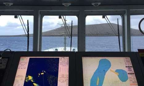 Scientists map a newly created island volcano | Amazing Science | Scoop.it