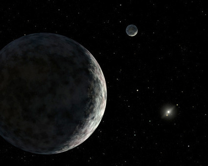 Solar System Exploration: Planets: Kuiper Belt & Oort Cloud: Overview | Space + Data | Scoop.it