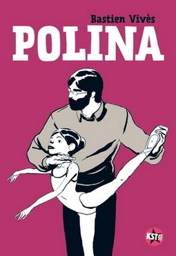 « Polina » de Bastien Vivès, aux éditions Casterman-KSTR, a été élu « Grand Prix de la Critique 2012 » par les 76 journalistes et critiques de l'ACBD !   BDZoom.com   BiblioLivre   Scoop.it