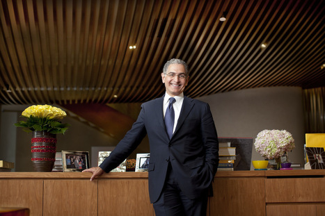 Interview: How Hyatt's CEO Empowers Employees to Drive the Guest Experience | SocBiz Employee Engagement | Scoop.it