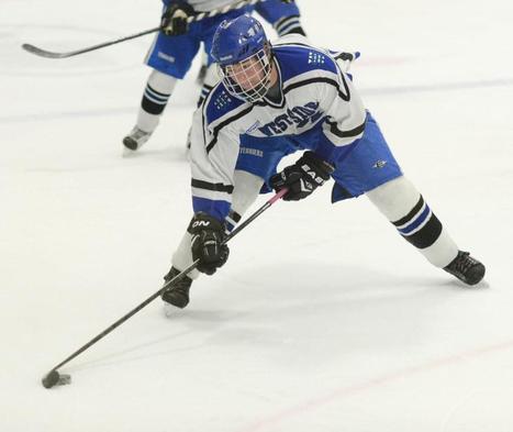 Big third period lifts West Springfield over Agawam, 5-3 in high school hockey - MassLive.com | WSHS Girls Soccer | Scoop.it