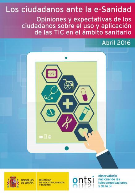 Los ciudadanos ante la e-Sanidad. Opiniones y expectativas de los ciudadanos sobre el uso y la aplicación de las TIC en el ámbito sanitario | ONTSI | Fisioterapia y eSalud | Scoop.it