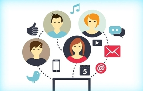 How to Use Social Media to Find Customers (Infographic) | YoungEntrepreneur.com | Internet Marketing | Scoop.it