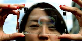 Taiwán: ingenieros fabrican prototipo de celular transparente | the new | Scoop.it
