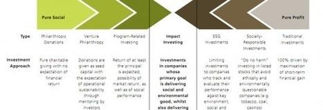 Impact Investing in Social Enterprises - Hub LA | Hub Birmingham | Scoop.it