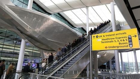 Samsung Rebrands Heathrow Terminal in Galaxy S5 Marketing Stunt | Schiphol | Scoop.it