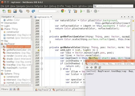 We're Open-Sourcing Our TypeScript Plugin for NetBeans - The Everlaw Blog | TypeScript | Scoop.it