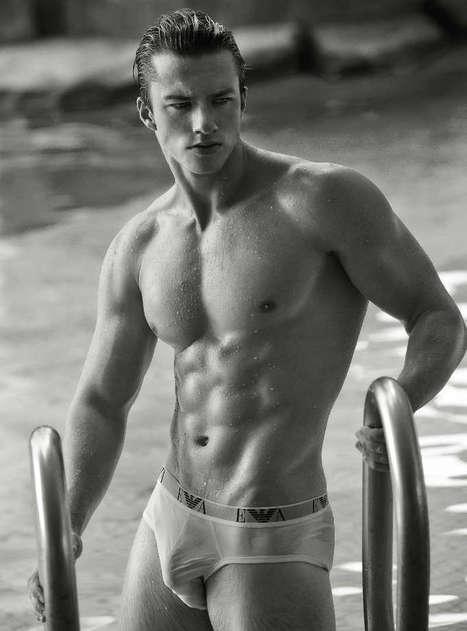 Daniel Kuznetcov Shirtless for ADON Magazine - Shirtless Hunk Photos | Shirtless Hunk Photos | Scoop.it